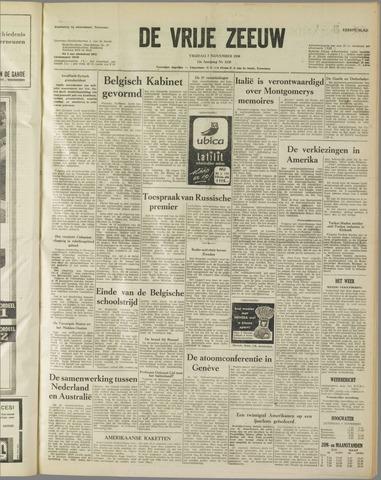 de Vrije Zeeuw 1958-11-07