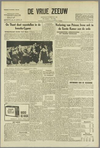 de Vrije Zeeuw 1964-02-19