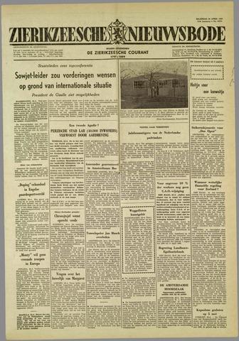 Zierikzeesche Nieuwsbode 1960-04-25