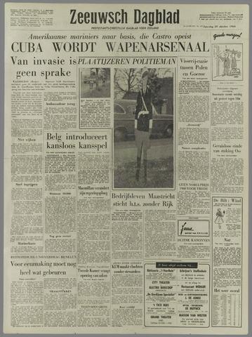 Zeeuwsch Dagblad 1960-10-29