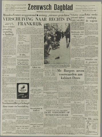 Zeeuwsch Dagblad 1958-11-24