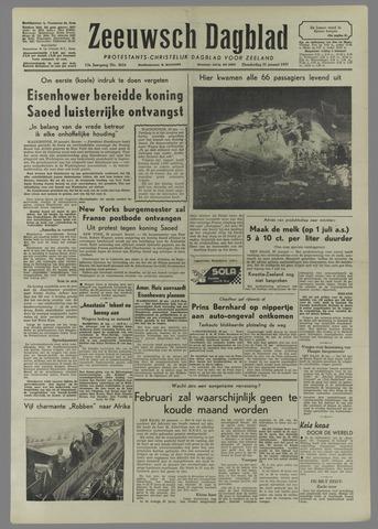 Zeeuwsch Dagblad 1957-01-31