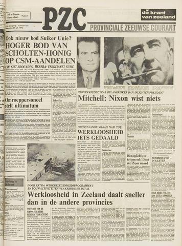 Provinciale Zeeuwse Courant 1973-07-11