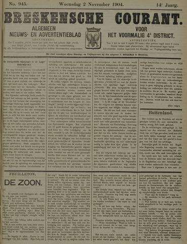 Breskensche Courant 1904-11-02