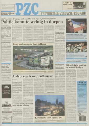 Provinciale Zeeuwse Courant 1996-11-28