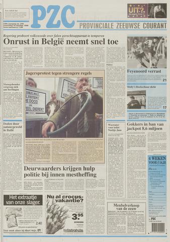 Provinciale Zeeuwse Courant 1996-10-16