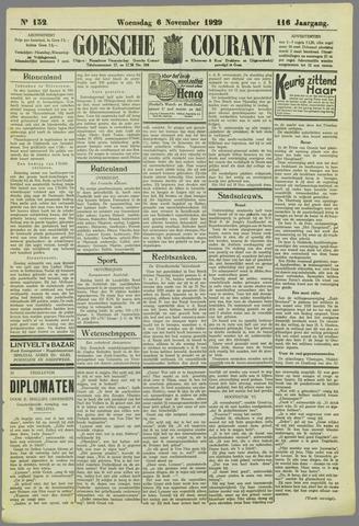 Goessche Courant 1929-11-06