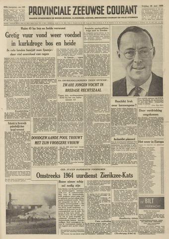 Provinciale Zeeuwse Courant 1959-06-26