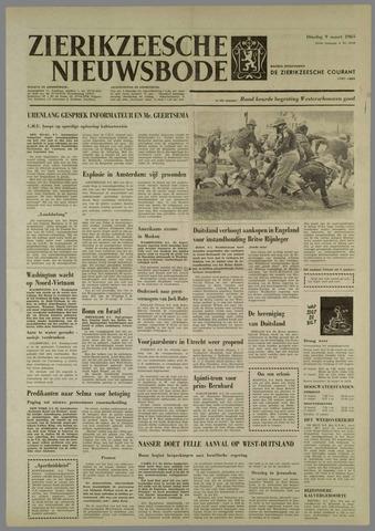 Zierikzeesche Nieuwsbode 1965-03-09