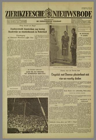 Zierikzeesche Nieuwsbode 1959-07-09