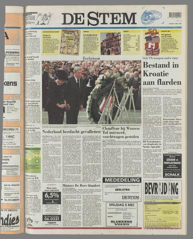 de Stem 1995-05-05