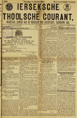 Ierseksche en Thoolsche Courant 1904-10-15