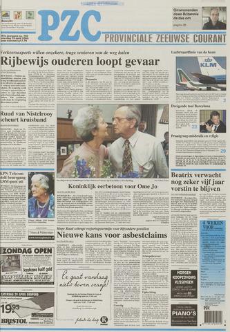 Provinciale Zeeuwse Courant 2000-04-29