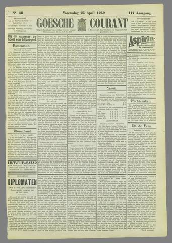 Goessche Courant 1930-04-23
