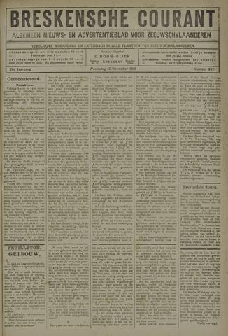 Breskensche Courant 1919-11-12