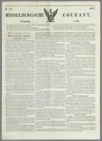 Middelburgsche Courant 1857-05-05
