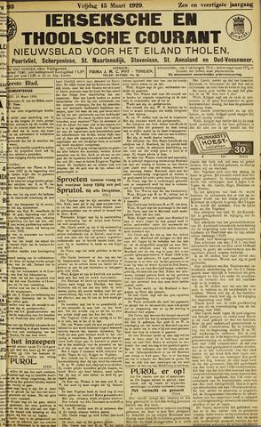 Ierseksche en Thoolsche Courant 1929-03-15