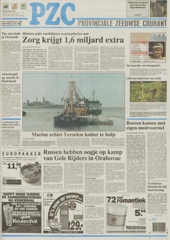 Provinciale Zeeuwse Courant 1999-07-07