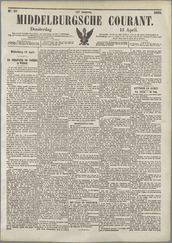 Middelburgsche Courant 1899-04-13
