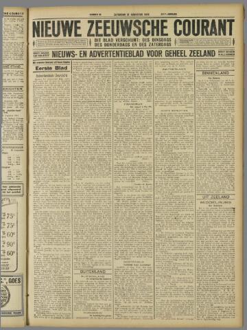 Nieuwe Zeeuwsche Courant 1926-08-21