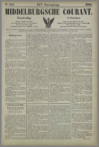 Middelburgsche Courant 1884-10-02