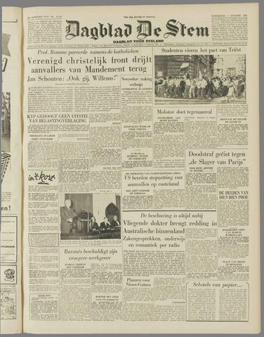 de Stem 1954-10-07