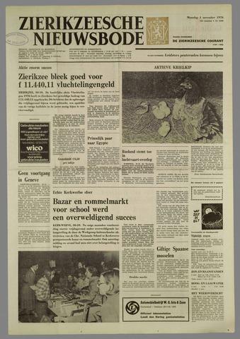 Zierikzeesche Nieuwsbode 1976-11-01