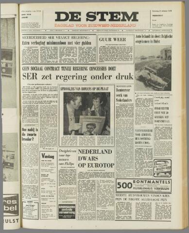 de Stem 1972-10-21