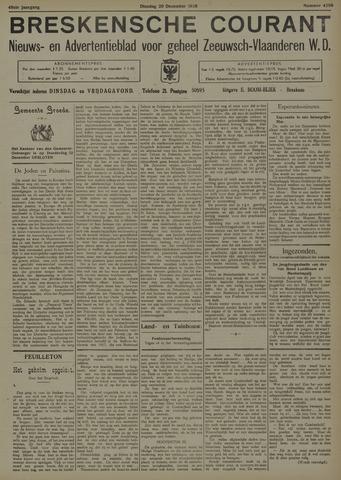 Breskensche Courant 1938-12-20