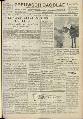 Zeeuwsch Dagblad 1954-08-11
