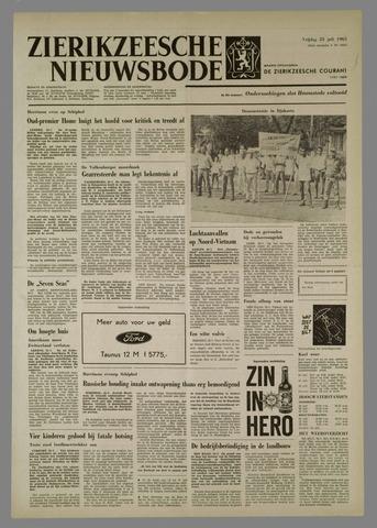 Zierikzeesche Nieuwsbode 1965-07-23