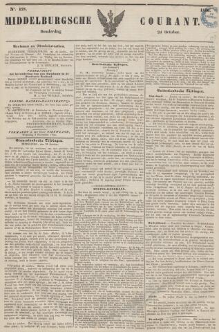 Middelburgsche Courant 1850-10-24