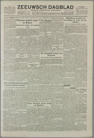 Zeeuwsch Dagblad 1950-11-07