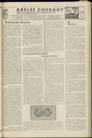 Axelsche Courant 1955-08-17