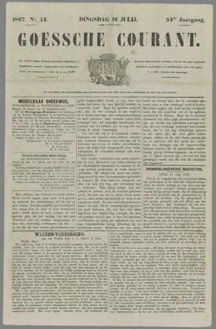 Goessche Courant 1867-07-16