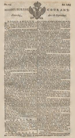Middelburgsche Courant 1780-09-16