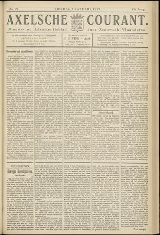 Axelsche Courant 1927-01-07