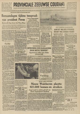Provinciale Zeeuwse Courant 1953-04-16
