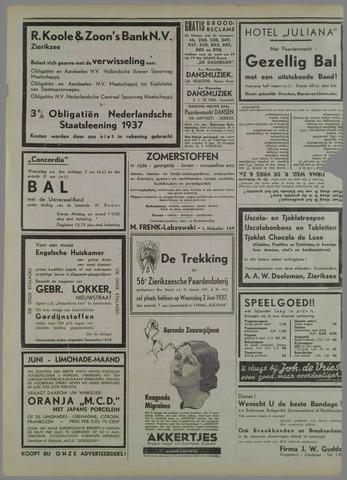Zierikzeesche Nieuwsbode 1937-06-01