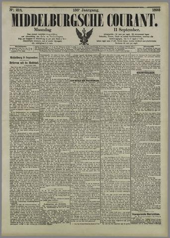 Middelburgsche Courant 1893-09-11