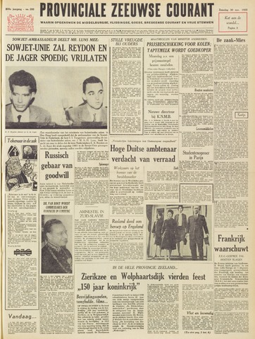 Provinciale Zeeuwse Courant 1963-11-30