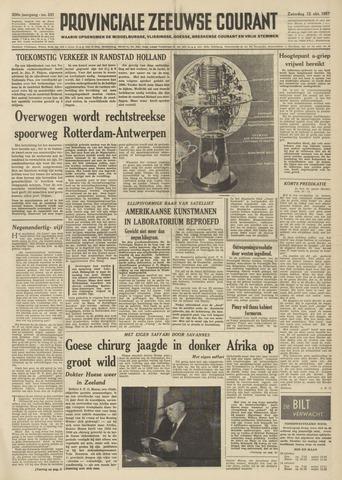 Provinciale Zeeuwse Courant 1957-10-12