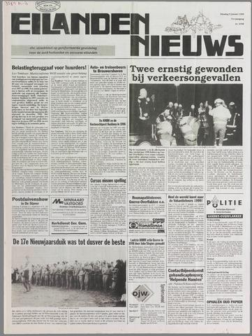Eilanden-nieuws. Christelijk streekblad op gereformeerde grondslag 1999