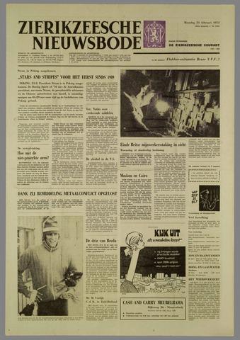 Zierikzeesche Nieuwsbode 1972-02-21