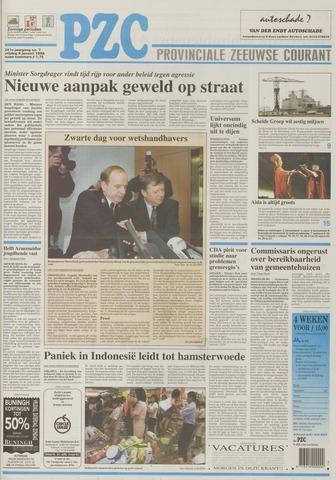Provinciale Zeeuwse Courant 1998-01-09
