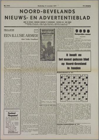 Noord-Bevelands Nieuws- en advertentieblad 1977-11-10