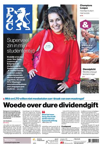 Provinciale Zeeuwse Courant 2018-08-22