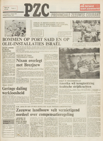 Provinciale Zeeuwse Courant 1973-10-09