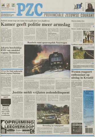 Provinciale Zeeuwse Courant 2000-01-05