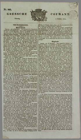 Goessche Courant 1834-10-06